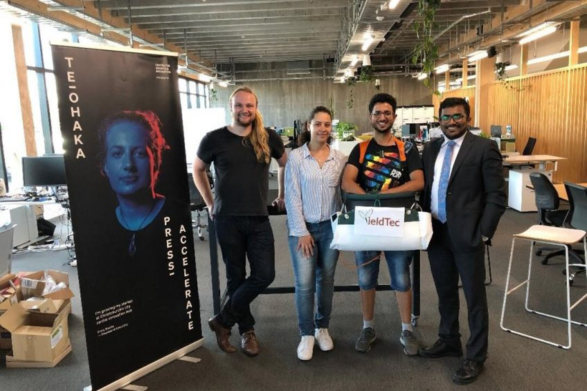YieldTec robots to end labour shortages in orchards