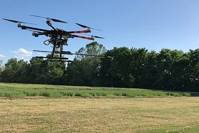 Rantizo receives FAA approval for drone spraying