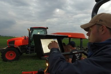 Kubota launches auto-steering for small tractors and UTVs