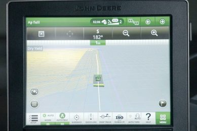 John Deere AutoPath for more accurate row guidance