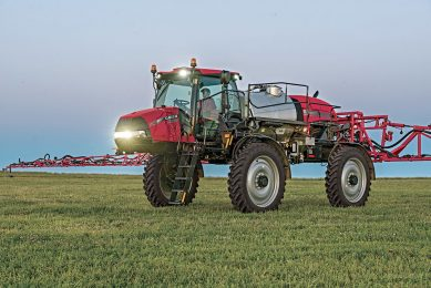 Case IH AFS AccuTurn available for Patriot sprayers