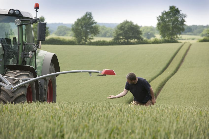 Can a geographical-perspective help make precision-ag pay?