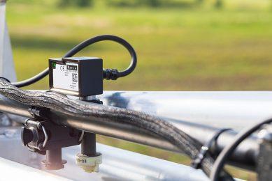 Raven nozzle control to improve spray performance