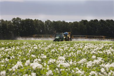 Precision farming could help reduce climate gas emissions