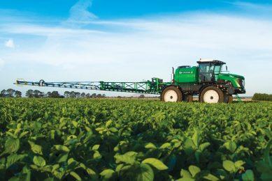 G4V self-propelled crop sprayer: Goldacres latest addition