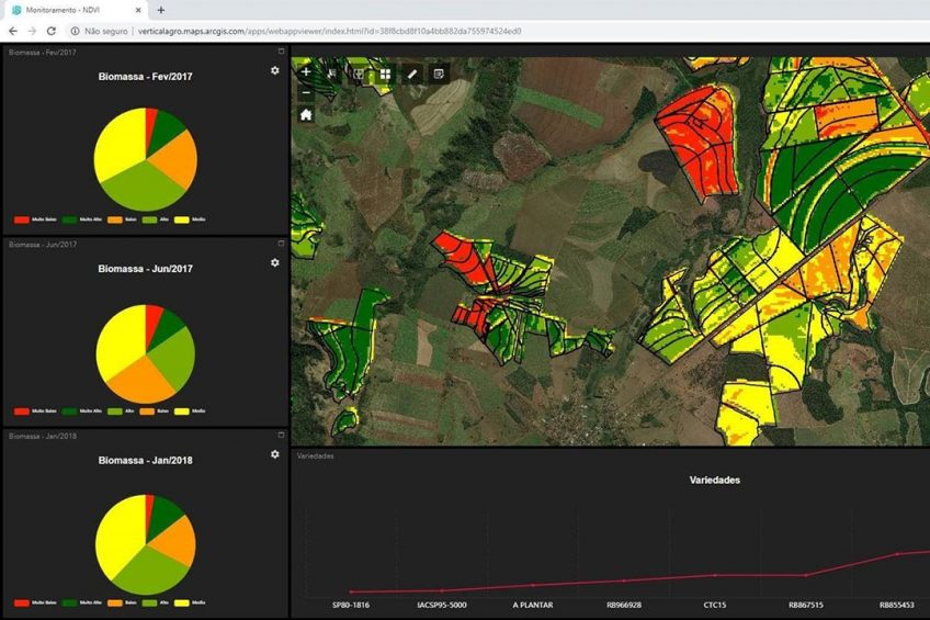 Arc GIS takes farms  efficiency to industrial level