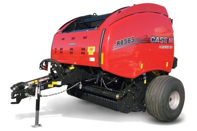 Isobus Class 3 Automation on Case IH RB5 baler