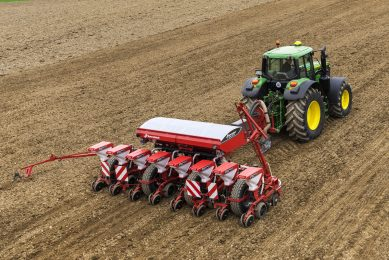 How precision technology has upped planting speed and accuracy