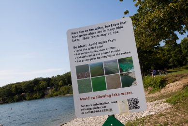 Individual weather data key to reducing fertiliser losses into lakes