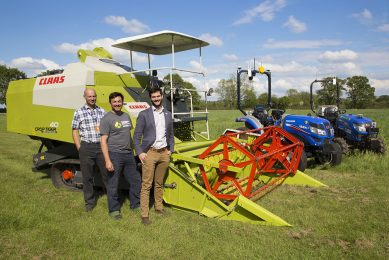 Hands Free Farm to become UK s first autonomous farm