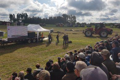 Conquering soil compaction