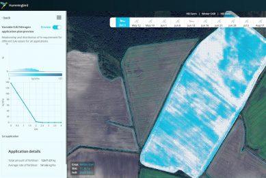 Hummingbird and Agrovista partner in crop analytics