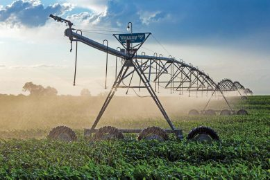 Valley Irrigation, as well as Lindsay Corporation and a couple of other companies now offer VRI systems in New Zealand.