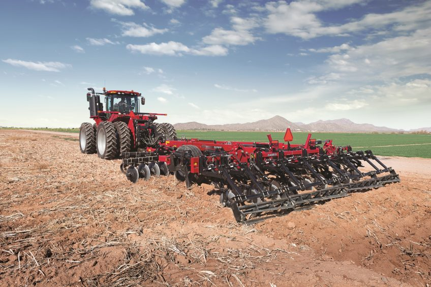 Case IH introduces AFS Soil Command for cultivator