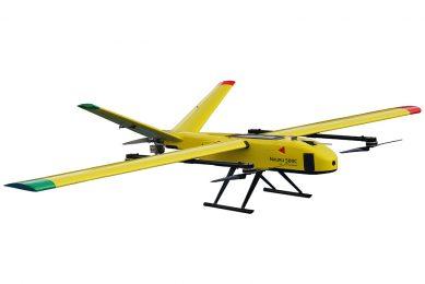 Nauru 500C drone maps up to 16,000 ha in one flight
