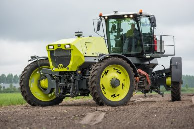 Is electric drive a reality for mainstream tractors?