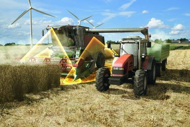 Continental shows smart farming tech at Agritechnica
