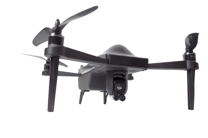 Drone Volt introduces Airshadow mini drone