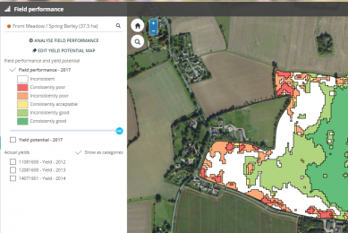 Data tool helps farmers earn more cash by mapping profits