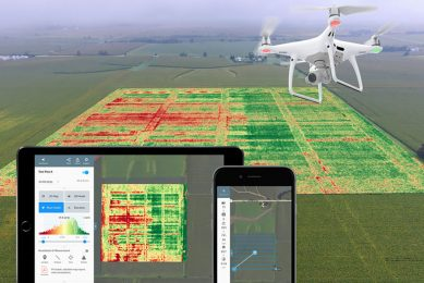 Indian state turns to drones to modernise agriculture