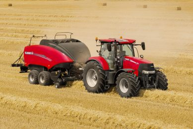 Exciting updates for the Case IH AFS tractor