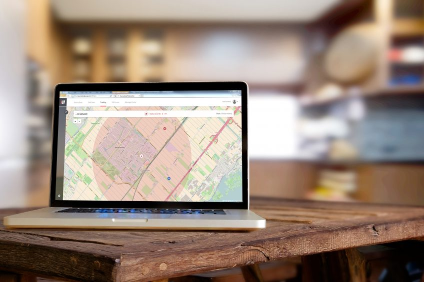How the new IsoMatch FarmCentre telematics by Kverneland works