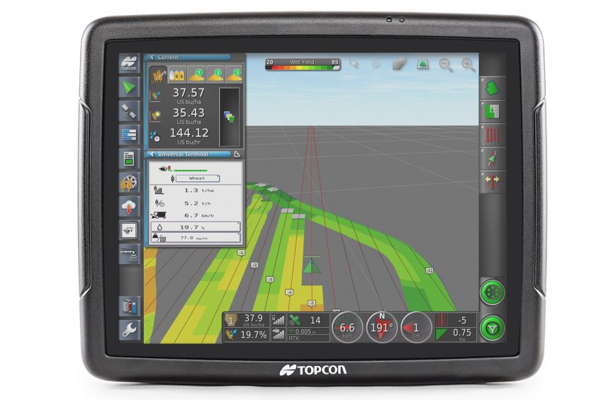 The new Topcon Cloudlynk-10 communications module
