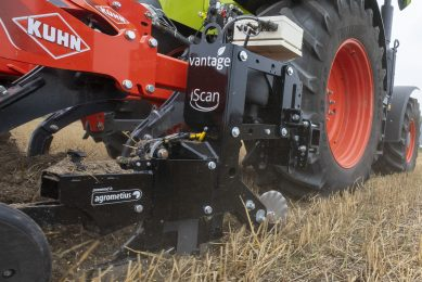 Veris iScan makes soil scan quick and profitable