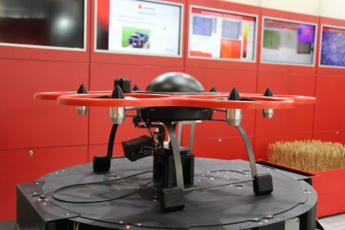 Introducing PodCopter, a tethered UAV concept