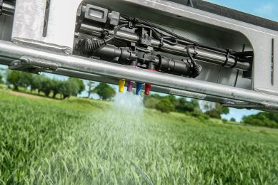 Fendt launches new OptiNozzle control system