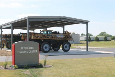 Crop input application training course launched in US