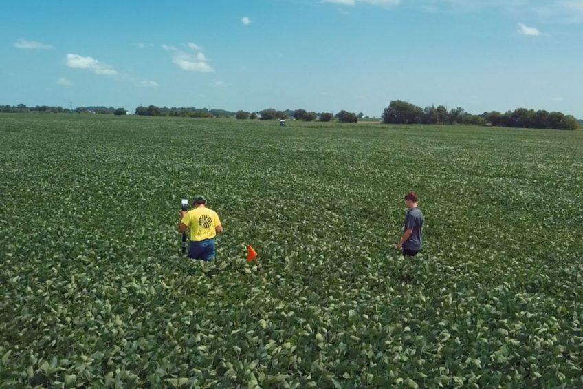 Aker gets funding for autonomous crop-scouting platform