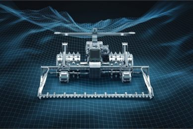 Rapid develops semi-autonomous 2-wheeled tractor