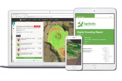 Agribotix enhances FarmLens with JD Ops Center