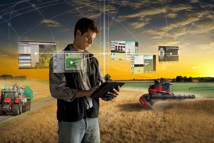 Web tool improves compatibility between tractor guidance systems