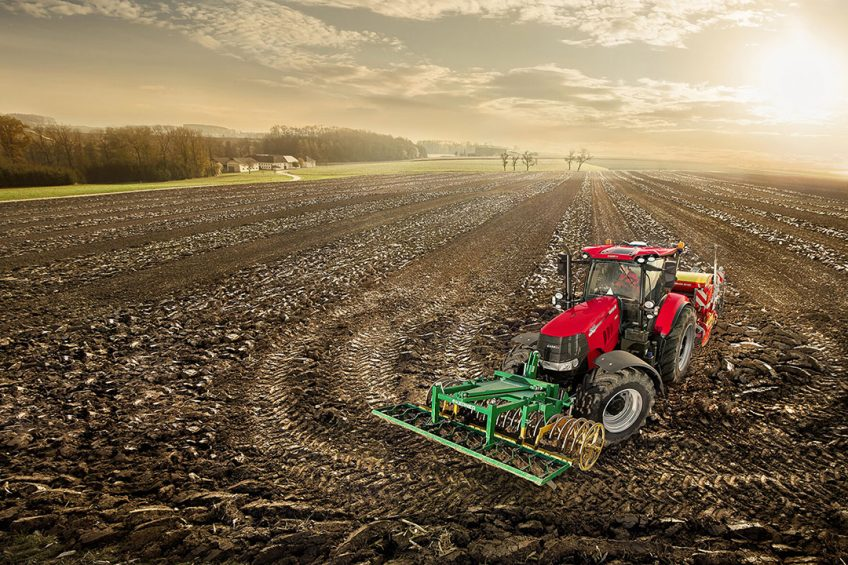Precision investments to help smaller farms make savings