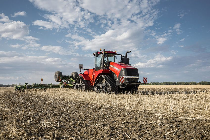 Case IH launches new Quadtrac and Steiger AFS Connect tractors