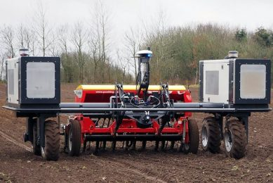 Project to make agricultural robots smarter