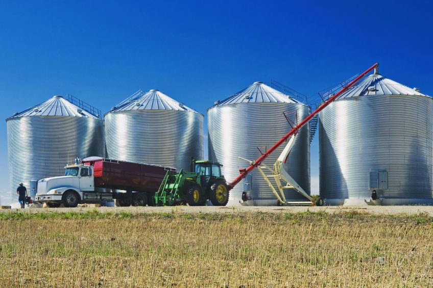 Technology helps North Americans get more for grain