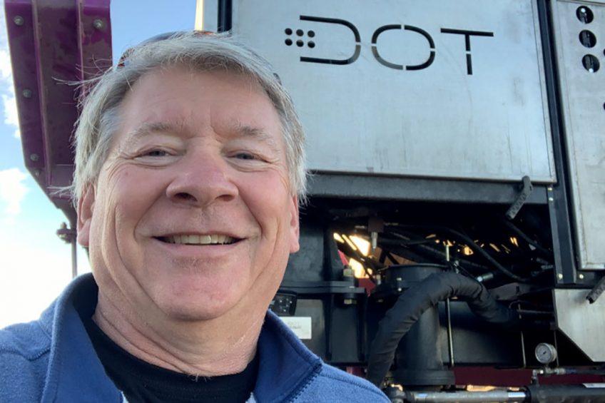 DOT farm robot tested by U.S. farmers