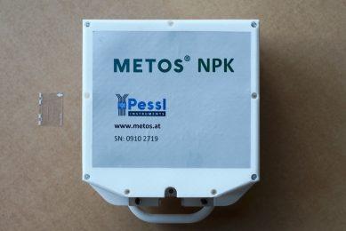 In-field soil tester offers rapid soil available NPK results