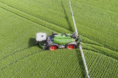Fendt improves its Rogator sprayers