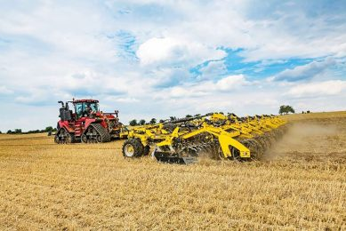 New Bednar disc cultivator compatible with Isobus