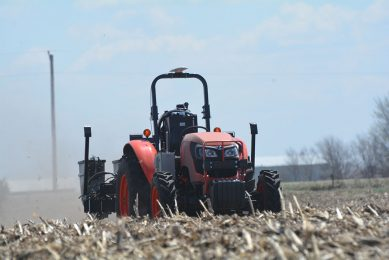 Autonomous planting comes to the American Midwest
