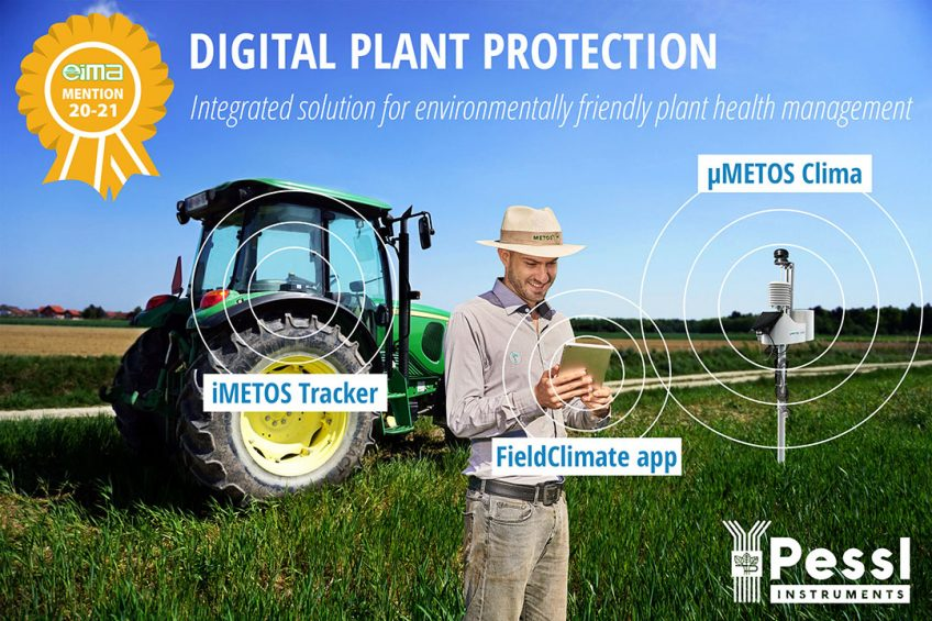 Digital Plant Protection with iMETOS