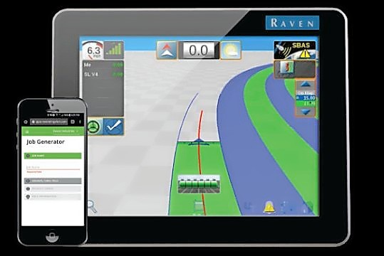 Raven has added new job handling services to the Slingshot and Viper 4 platforms: Job Generator and Job Sync.