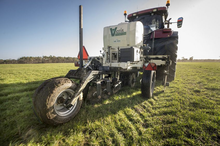 Veris launches tillage and planter mounted soil sensors