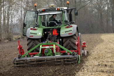 Conservation tillage does not affect crop yield