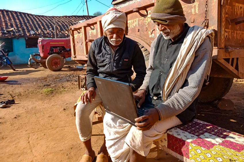 Indian farming is modernising fast, but many (small) farmers are still unaware what precision farming can do for them. Prices are also a bottleneck.