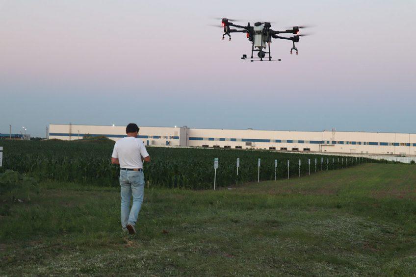 Ukrainian agtech start-up helps farmers increase margins